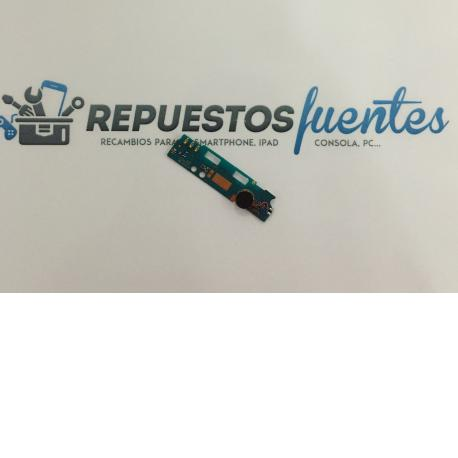 Modulo Antena, Microfono y Vibrador para Wiko Bloom / Desmontaje
