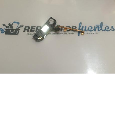 Modulo Altavoz Buzzer, Vibrador y Microfono Original para Wiko Darkmoon / Desmontaje