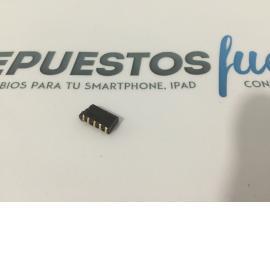 Conector Jack Audio Original LG V700 G Pad 10.1 Series - Recuperado