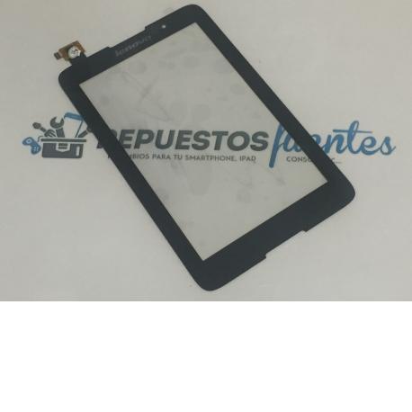 Pantalla Tactil para Lenovo A7-50 A3500 A7-40 A3500FL - Negro