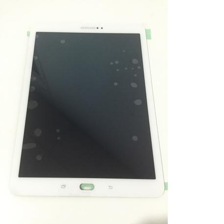 Pantalla Lcd + Tactil Original Samsung Galaxy Tab S2 9.7 T810 , T815, T813 , T819 - Blanca
