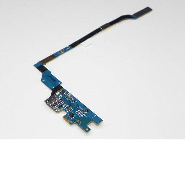 Flex Conector de Carga Micro USB y Microfono para Samsung GT-I9505, GT-I9506, GT-I9515