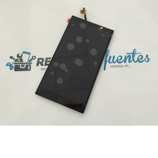 Pantalla LCD Display + Tactil para HP Slate 6 - Negro
