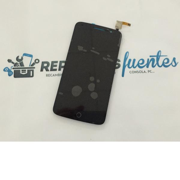 Pantalla LCD Display + Tactil para Alcatel One Touch POP 2 5.0 Premium OT-7044 - Negro