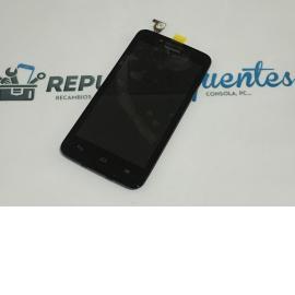 Pantalla LCD Display + Tactil con Marco para Huawei Y511 - Negro