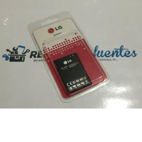 Bateria Original BL-44JN para LG P970, E400, E430, E510, E610, E730 de 1540mAh (Blister)