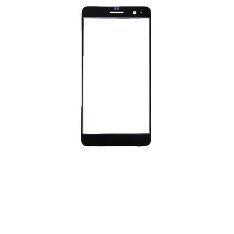 Pantalla Ventana Cristal para Huawei Honor 6 - Negro