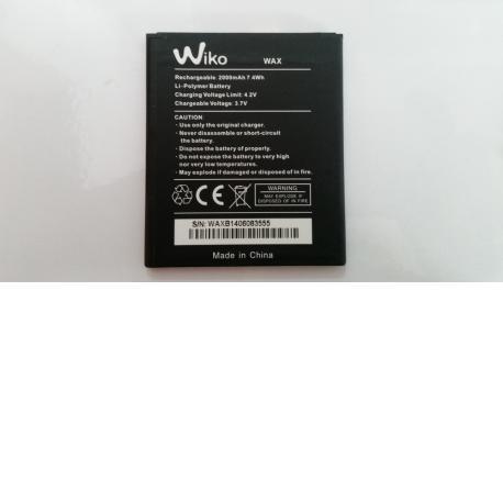 Bateria Original para Wiko Wax de 2000mAh - Recuperado