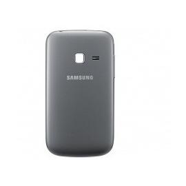 Samsung GALAXY CHAT S3570 carcasa, tapa bateria negra