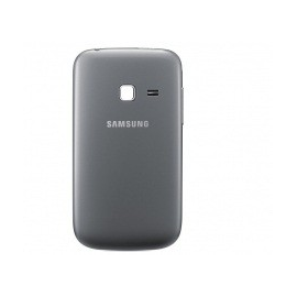 Samsung GALAXY ACE carcasa, tapa bateria negra