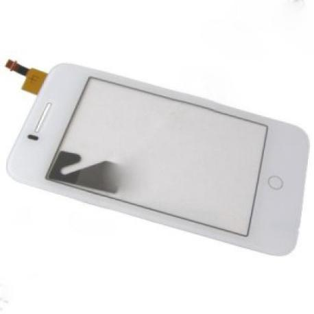 Repuesto Pantalla Tactil Alcatel One Touch Fire C 4019 4020 Blanco