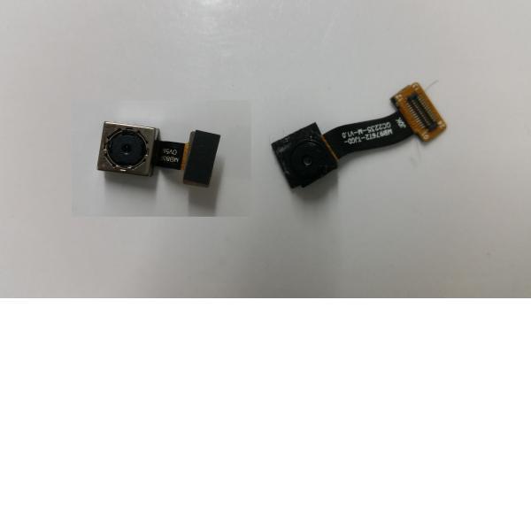 Camara Trasera y Delantera para Tablet Kubo K197NW - Recuperado