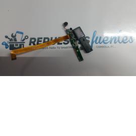 Modulo conector de Carga Antena Altavoz y Microfono Woxter Zielo Z.-420 Plus , Z-820 Plus - Recuperado