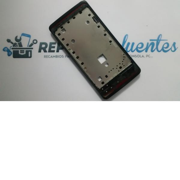Carcasa Frontal Acer Z200 Negra - Recuperada