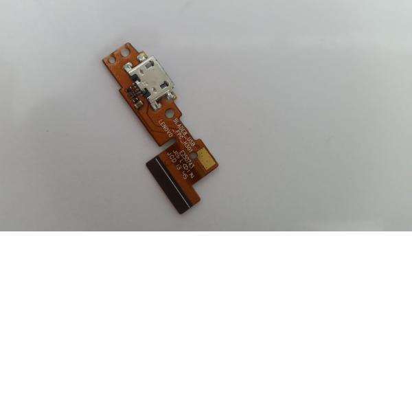 Flex Conector de Carga Original Tablet Lenovo Yoga 8 B6000-F8 60043 - Recuperado