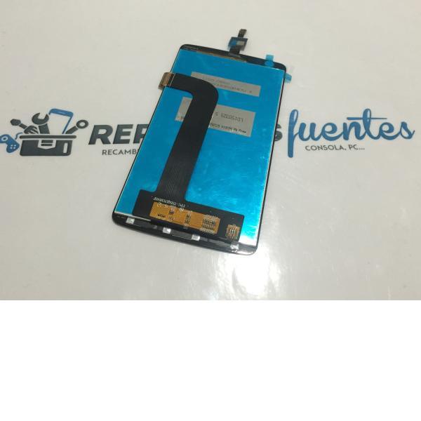 Pantalla LCD Display + Tactil para ZTE Axon - Negro