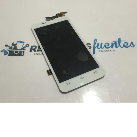 Pantalla LCD Display + Tactil para ZTE Grand Memo LTE N5 V9815 - Blanca