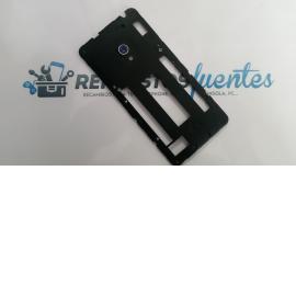 Carcasa Intermedia con lente Asus Zenfone 5 Negra - Recuperada