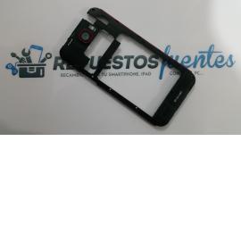 Carcasa Intermedia con lente para Funker R452 Roja - Recuperada
