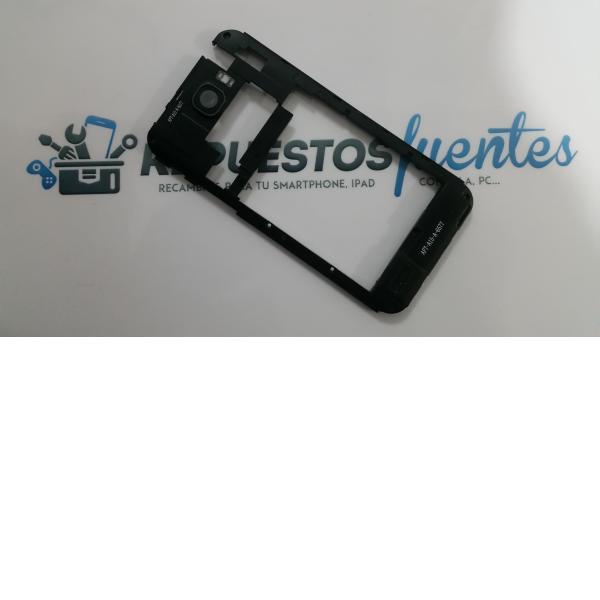 Carcasa Intermedia con lente para Funker R452 Negra - Recuperada