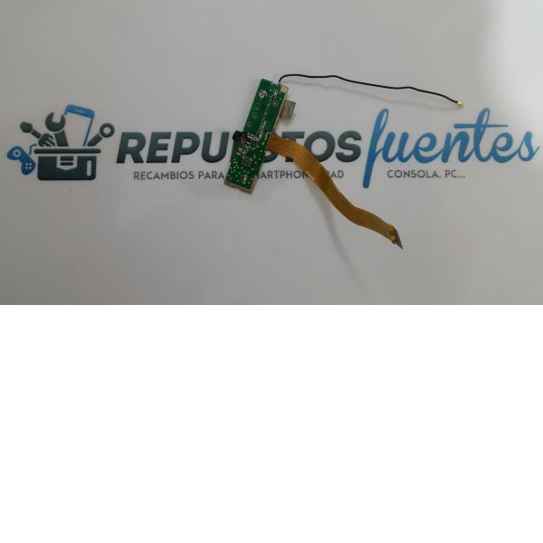 Modulo de Conexion Antena y Microfono para Funker R452 - Recuperada
