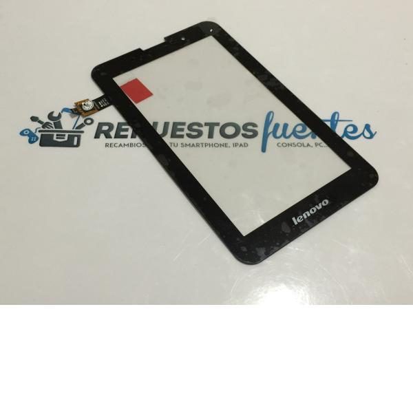 Pantalla Tactil para Lenovo A5000 - Negra