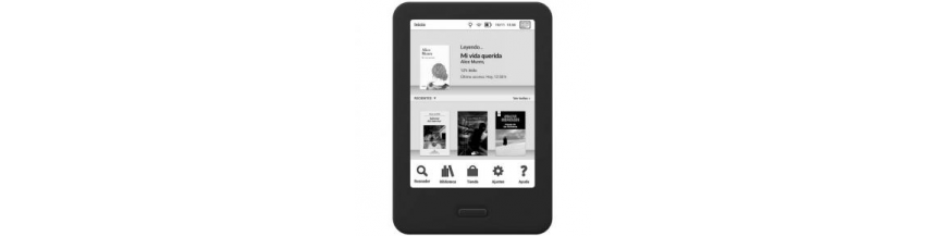 Ebook Reader Bq Cervantes 3
