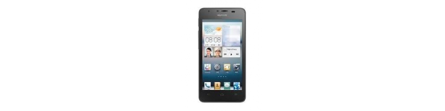 Huawei Ascend G510 / Orange Daytona