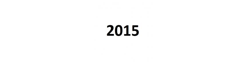 Año 2015 - Letra J