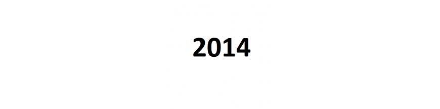 Año 2014 - Letra H