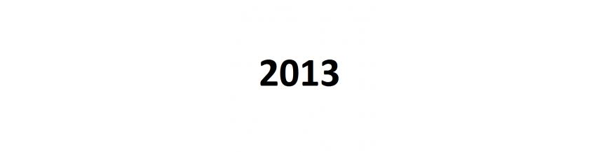 Año 2013 - Letra F