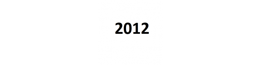 Año 2012 - Letra E