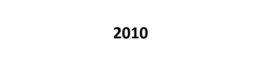 Año 2010 - Letra C