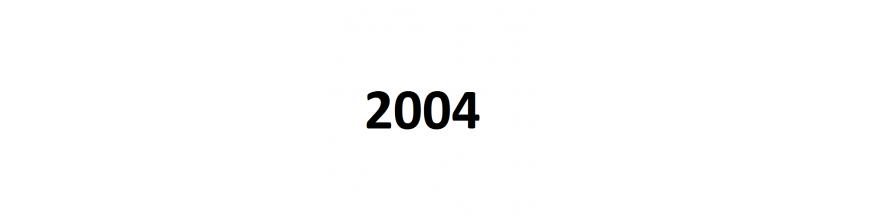 Año 2004 - Letra P