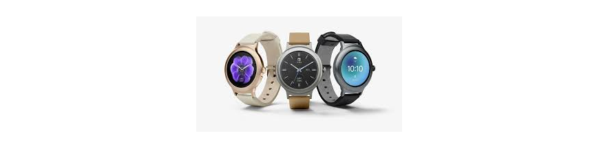 Relojes Inteligentes LG Watch